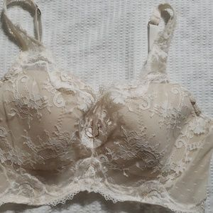 Dream Angel's bra with lace overlay